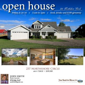237 Northshore Circle Open House, John, Sept 02016 (Large)
