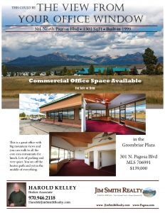 301 N. Pagosa Commercial, Harold, August 2016 (Large)